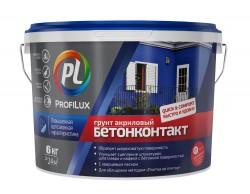 Грунт Бетон-контакт 6кг Профилюкс