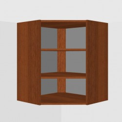 Шкаф угловой орех (0,716*0,585*0,585)