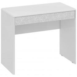Стол туалетный Амели Белый глянец ТД-193.05.01 (0,9*0,45*0,736)