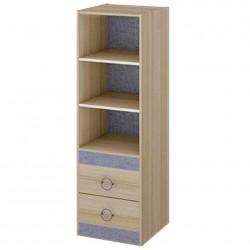 Шкаф комбинированный Индиго ПМ-145.08 (0,438*0,425*1,38)