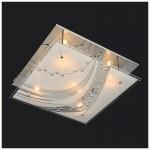 Люстра Панель 1-7000-5-CR-LED Y E14 5*40Вт