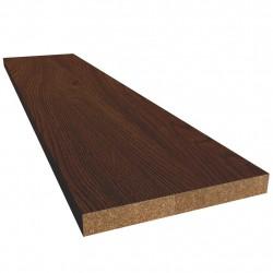 Наличник плоский,ламинация 2150х70х5.5мм,итальянский орех