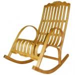 Кресло-качалка резная (1,2*0,53*1,6)