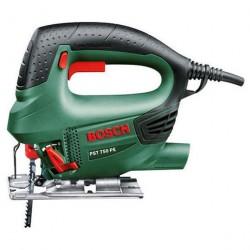 Лобзик Bosch PST 750 PE 530Вт, 500-3100 ход/мин, гл.рез 75мм, 2кг. кейс 06033A0520
