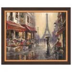 Картина Парижская улица PM-4010/40*50