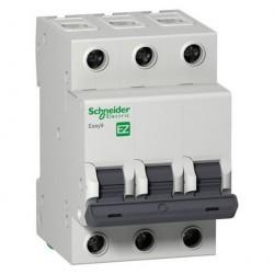 Выключатель автомат. 3P 32A (C), Schneider Electric EASY 9, SE EZ9F34332