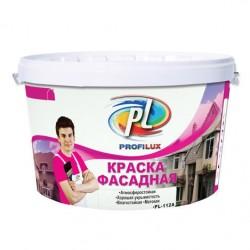 Краска ВД 3кг фасадная влагостойкая Профилюкс