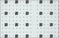Панель ПВХ 2,7*0,25*0,01м металлизированная CH-7323