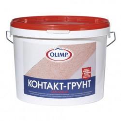 Грунтовка Бетонконтакт ОЛИМП 10л (14кг) 20872