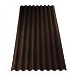 Ондулин Смарт коричневый 1,95*0,95