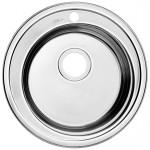 Мойка кухонная нерж. сталь, SUN50P0i77 IDDIS, полир., D505, Suno S