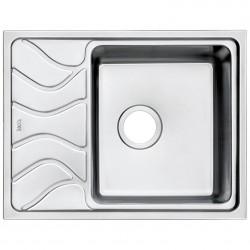 Мойка кухонная нерж. сталь, REE61SRi77 IDDIS, правая, 61*48, Reeva S