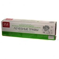 З/паста SPLAT deluxe 100мл Лечебные травы 25/ЛТ-116