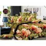 Комплект постельного белья 1,5 сп. Софт-сатин Т-2