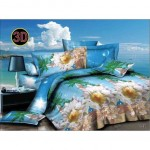 Комплект постельного белья 1,5 сп. Софт-сатин Т-19