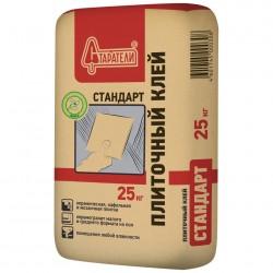 Клей плиточный СТАРАТЕЛИ Стандарт 25кг