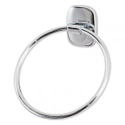 Держатель для полотенец кольцо 3105 хром