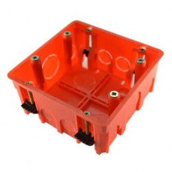 Коробка монтажная под ANAM 2-ая для полых стен 100*100*50мм PE DIY B PE 030 043