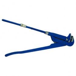 Ключ трубный рычажный прямые губки №0 Сибртех 15757
