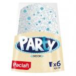 Стакан бумажный PARTY  DECOR ЭКО с рисунком, 250мл /6шт/ 430140