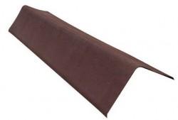 Элемент щипцовый коричневый