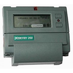 Счетчик электрич. 1ф 5-50А 220В Меркурий-200.02