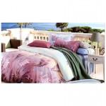 Комплект постельного белья 2 сп. ЭКО Сатин 106