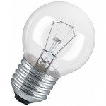 Лампа Camelion D 60Вт Е27 шар прозрачный CL