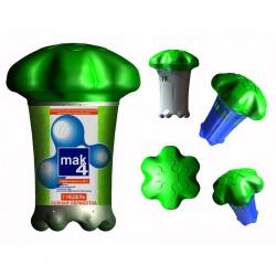 Комплект препаратов MAK 4 ECO для дезинфекции в плавающем диффузоре 10037
