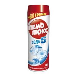 Порошок чистящий ПЕМОЛЮКС 480г Морской бриз