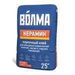 Клей плиточный Волма-Керамик 25кг