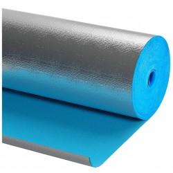 Пенофол Тип - А (Алюм. Фольга) 3 мм, 1,2 х 10 м (12м2, 1 рулон)