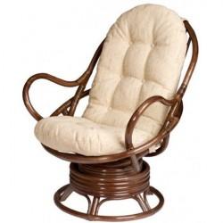 Кресло вращающееся с подушкой 05/01 М мед