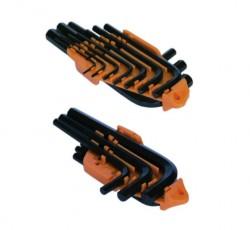Набор ключей шестигранных 10шт 1,5-10мм Santool 031658