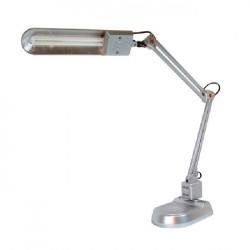 Светильник настольный Camelion KD-017А серебро 11W