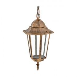 Светильник подвесной Camelion 4105 бронза E27 60Вт