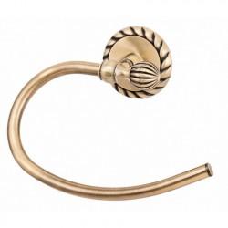 Держатель для полотенец кольцо 11805 латунь