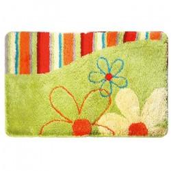 Коврик для ванной 40*70см MILARDO акрил, daisy blossom MMI060A