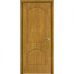 Полотно дверное ДГ 60 Юлия ПВХ миланский орех