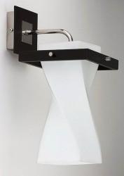 Светильник ALFA-12910 1квадрат Е27 60Вт