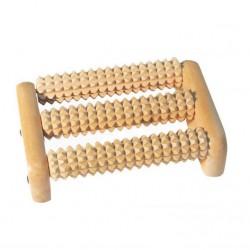 Массажер деревянный для ног Банные штучки 14*9*4,5см 40160