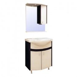 Комплект мебели 60см IKA Сена венге, белый