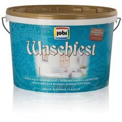 Краска JOBI O2 2,5л WASCHFEST дисперсионная морозостойкая 10523