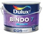 Краска Dulux BINDO 7 д/стен и потол. матовая 0,9л