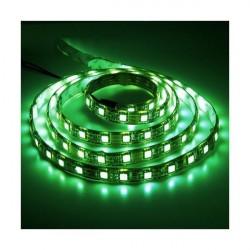 Лента светодиодная 30SMD(5050) 7.2W/m 12V IP65 зеленый LS607