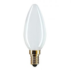 Лампа Philips В35 Е27 60Вт 230В матовая