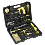 Набор инструмента STAYER Standard Механик 15 предметов для ремонтных работ 22052-H15