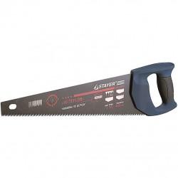 Ножовка по дереву 450мм двухкомпонентная ручка STAYER HI-TEFLON 2-15081-45