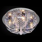 Люстра Буше 1924/4 CR LED Y Е14 4*40Вт пульт