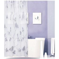 Занавеска для ванной 180*180см Birds, ПЕВА SWENSA